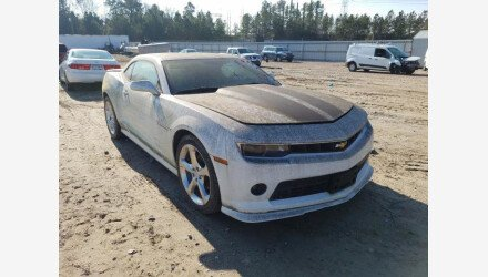 2015 Chevrolet Camaro LT Coupe for sale 101438688