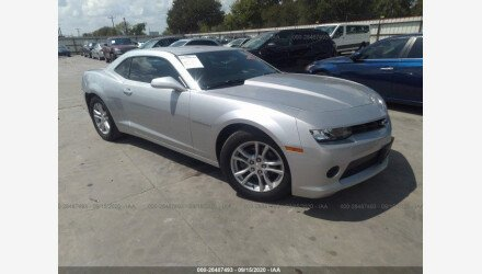 2015 Chevrolet Camaro LS Coupe for sale 101438925