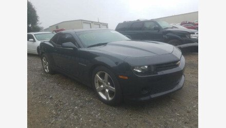 2015 Chevrolet Camaro LT Coupe for sale 101439353