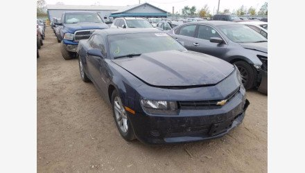 2015 Chevrolet Camaro LS Coupe for sale 101439800