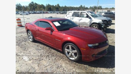 2015 Chevrolet Camaro LT Coupe for sale 101440777