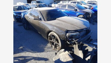 2015 Chevrolet Camaro LT Coupe for sale 101449806