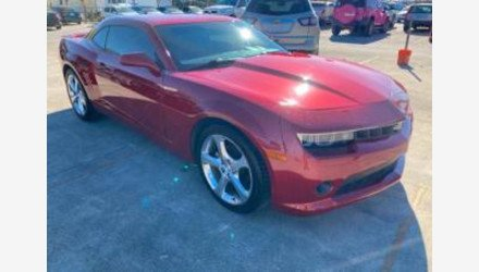 2015 Chevrolet Camaro LT Coupe for sale 101458173