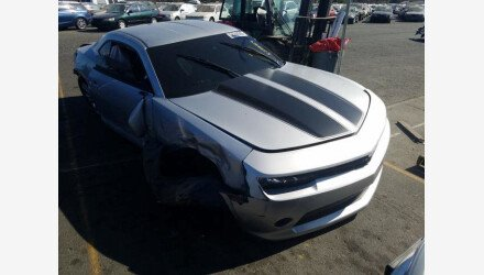 2015 Chevrolet Camaro LS Coupe for sale 101459937