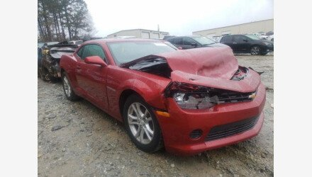 2015 Chevrolet Camaro LS Coupe for sale 101462490