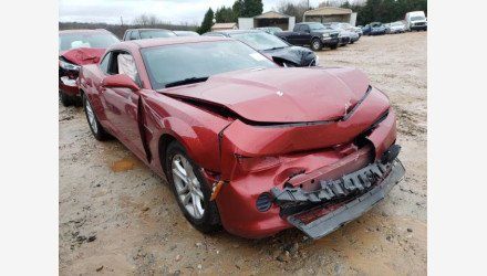 2015 Chevrolet Camaro LS Coupe for sale 101464050
