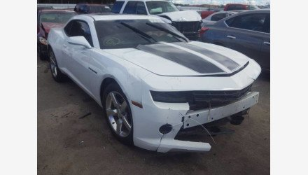 2015 Chevrolet Camaro LT Coupe for sale 101465793