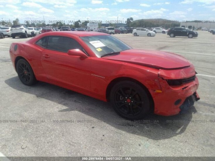 2015 Chevrolet Camaro LS Coupe for sale 101483651