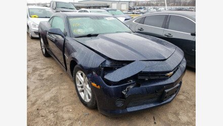 2015 Chevrolet Camaro LS Coupe for sale 101487561