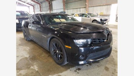 2015 Chevrolet Camaro LT Coupe for sale 101490426