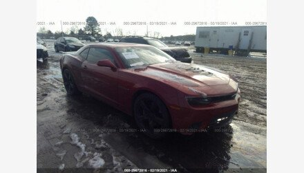 2015 Chevrolet Camaro SS Coupe for sale 101490999