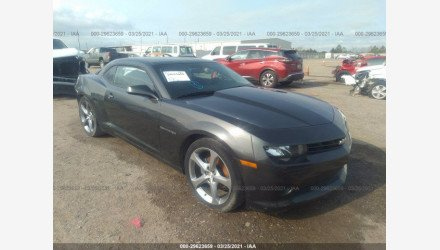 2015 Chevrolet Camaro LS Coupe for sale 101491294