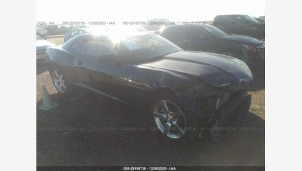 2015 Chevrolet Camaro LT Coupe for sale 101498676
