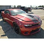 2015 Chevrolet Camaro SS Coupe for sale 101624989