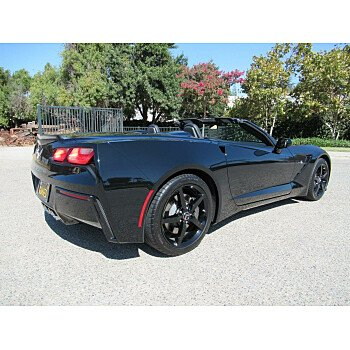 2015 Chevrolet Corvette Convertible for sale 101216840
