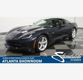 2015 Chevrolet Corvette Coupe for sale 101222036