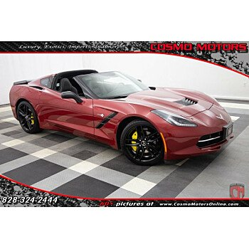 2015 Chevrolet Corvette Coupe for sale 101236855