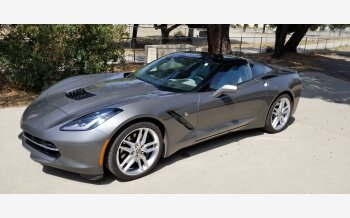 2015 Chevrolet Corvette Coupe for sale 101346038
