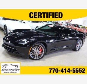 2015 Chevrolet Corvette for sale 101361004