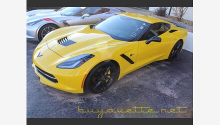 2015 Chevrolet Corvette for sale 101422116
