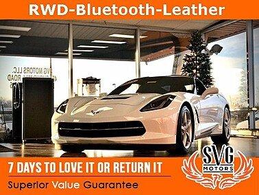 2015 Chevrolet Corvette for sale 101422144