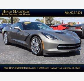 2015 Chevrolet Corvette for sale 101460708
