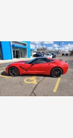 2015 Chevrolet Corvette Coupe for sale 101481048