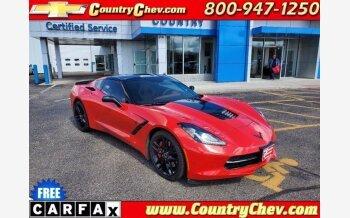 2015 Chevrolet Corvette Coupe for sale 101481048