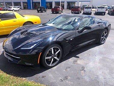 2015 Chevrolet Corvette for sale 101504381