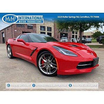 2015 Chevrolet Corvette for sale 101526955