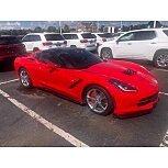 2015 Chevrolet Corvette for sale 101594627