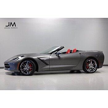 2015 Chevrolet Corvette for sale 101600244
