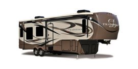 2015 DRV Tradition 340RES specifications