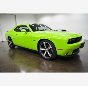 2015 Dodge Challenger R/T Plus for sale 101062359