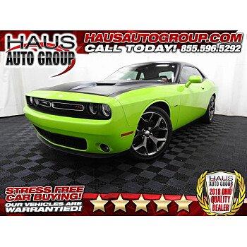 2015 Dodge Challenger R/T for sale 101177083