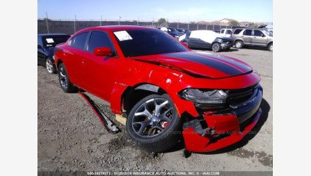 2015 Dodge Charger R/T for sale 101105630