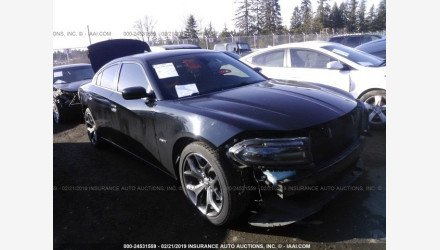 2015 Dodge Charger R/T for sale 101127114