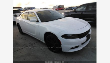 2015 Dodge Charger SXT AWD for sale 101252115