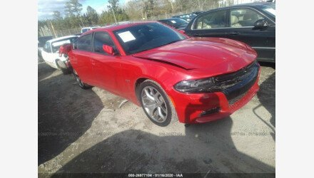 2015 Dodge Charger R/T for sale 101288014