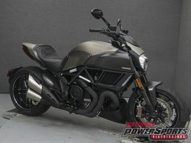 2015 Ducati Diavel Motorcycles For Sale Motorcycles On Autotrader