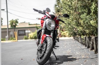 2015 Ducati Monster 821 for sale 200928580