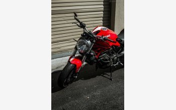2015 Ducati Monster 821 for sale 200963154