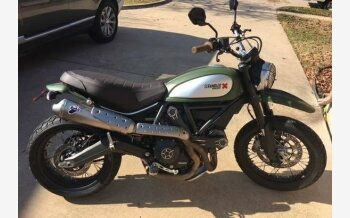 2015 Ducati Scrambler for sale 200518590