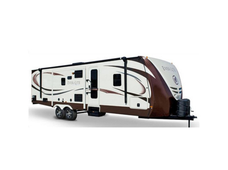 2015 EverGreen Ever-Lite 232RBS specifications
