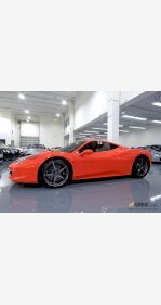 2015 Ferrari 458 Italia Coupe for sale 101040906