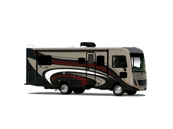 2015 Fleetwood Flair 26D specifications