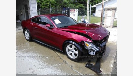 2015 Ford Mustang Coupe for sale 101015912