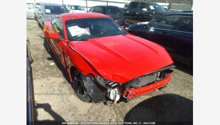 2015 Ford Mustang Coupe for sale 101101789