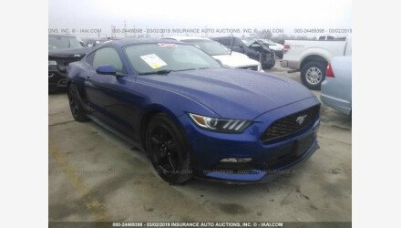 2015 Ford Mustang Coupe for sale 101125188