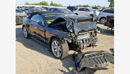 2015 Ford Mustang GT Convertible for sale 101206662